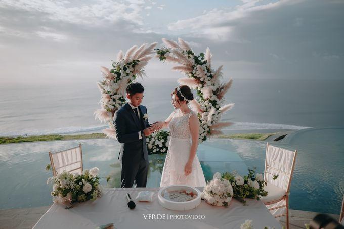 Andy & Ernie Wedding by KAMAYA BALI - 009