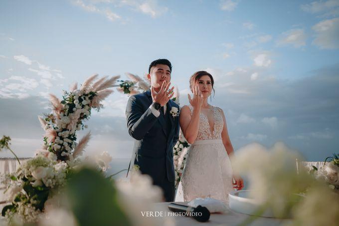Andy & Ernie Wedding by KAMAYA BALI - 008