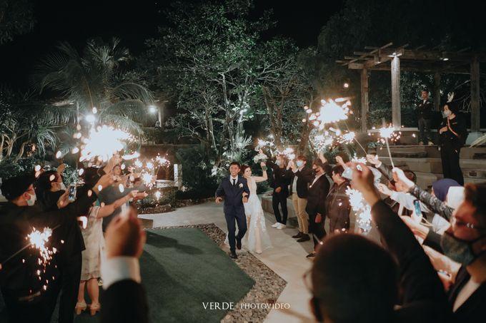 Andy & Ernie Wedding by KAMAYA BALI - 005