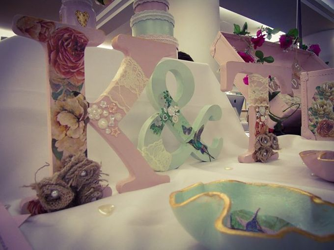 Decoration by Pinky's Handmade - 027