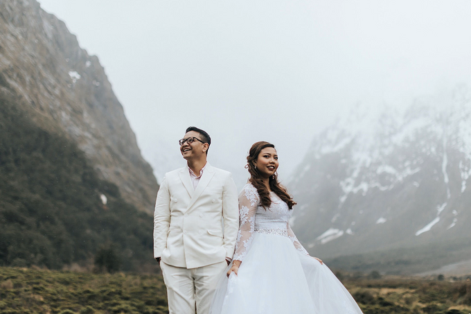 New Zealand Post-wedding of Fadli and Iffah by Colossal Weddings - 007
