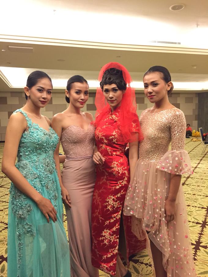 Party Makeup by Fifi Huang by Fifi Huang Makeup - 004