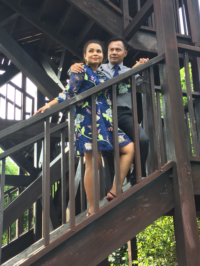 Prewedding Photoshoot by Fifi Huang by Fifi Huang Makeup - 002