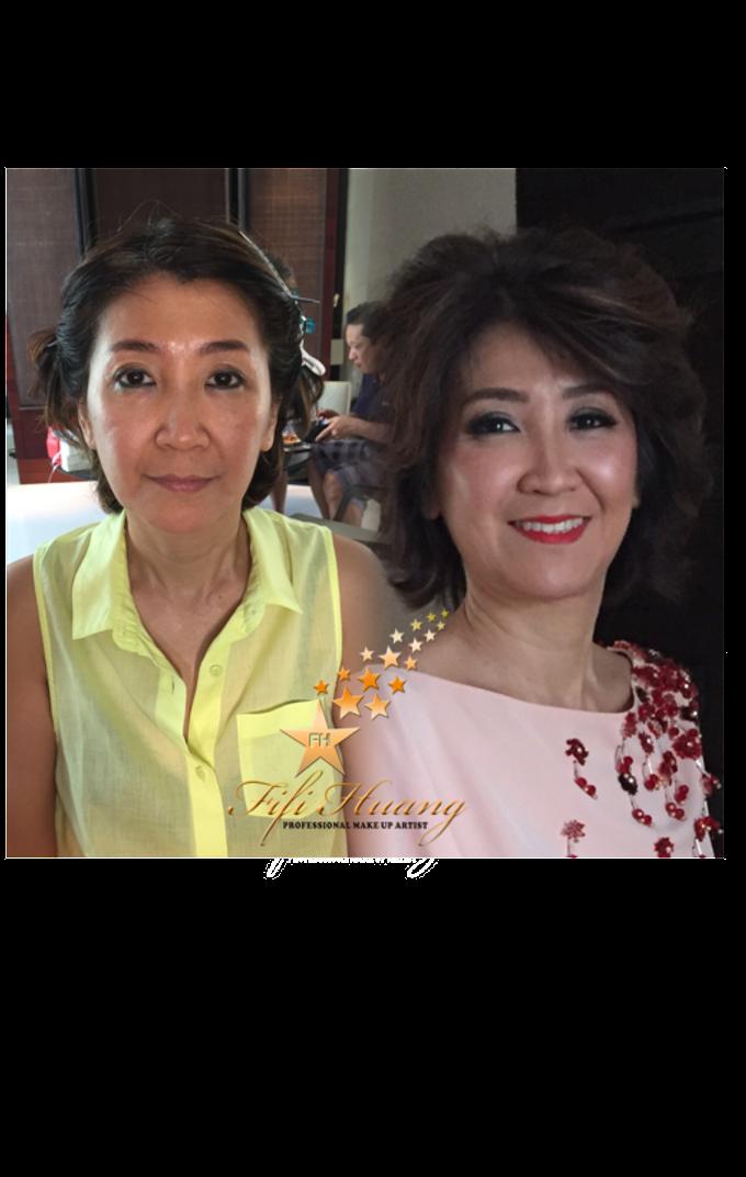 Party Makeup by Fifi Huang by Fifi Huang Makeup - 006