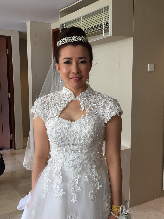 Make Over China Bride by Fifi Huang by Fifi Huang Makeup - 001