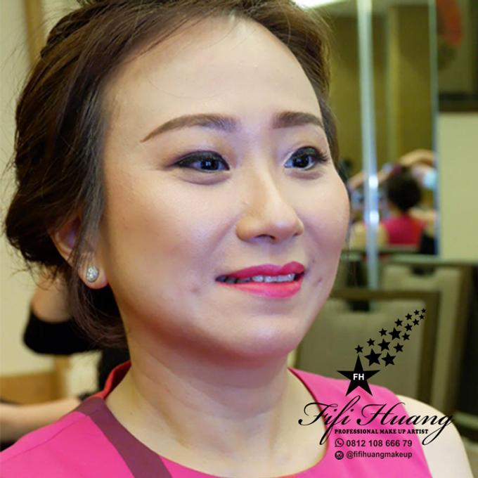 Party Makeup by Fifi Huang by Fifi Huang Makeup - 010