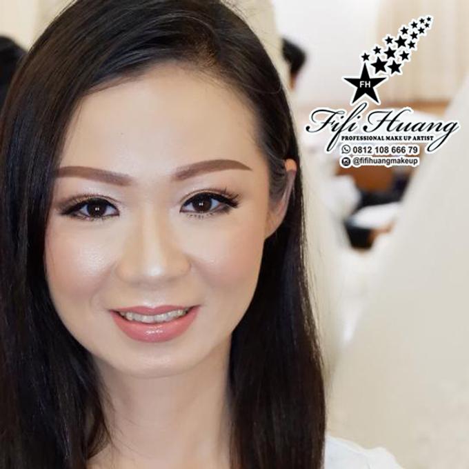 Wedding Make Up by Fifi Huang by Fifi Huang Makeup - 004