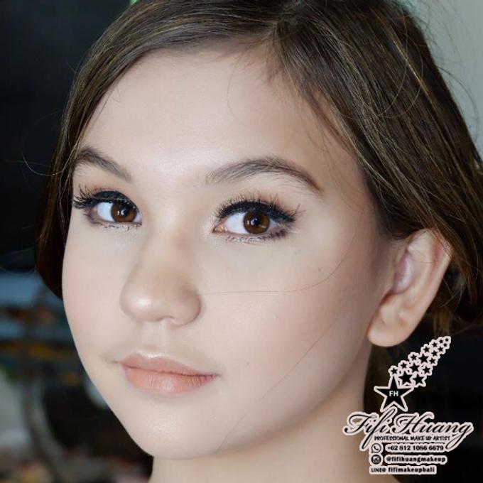 Fifi Huang Makeup by Fifi Huang Makeup - 002