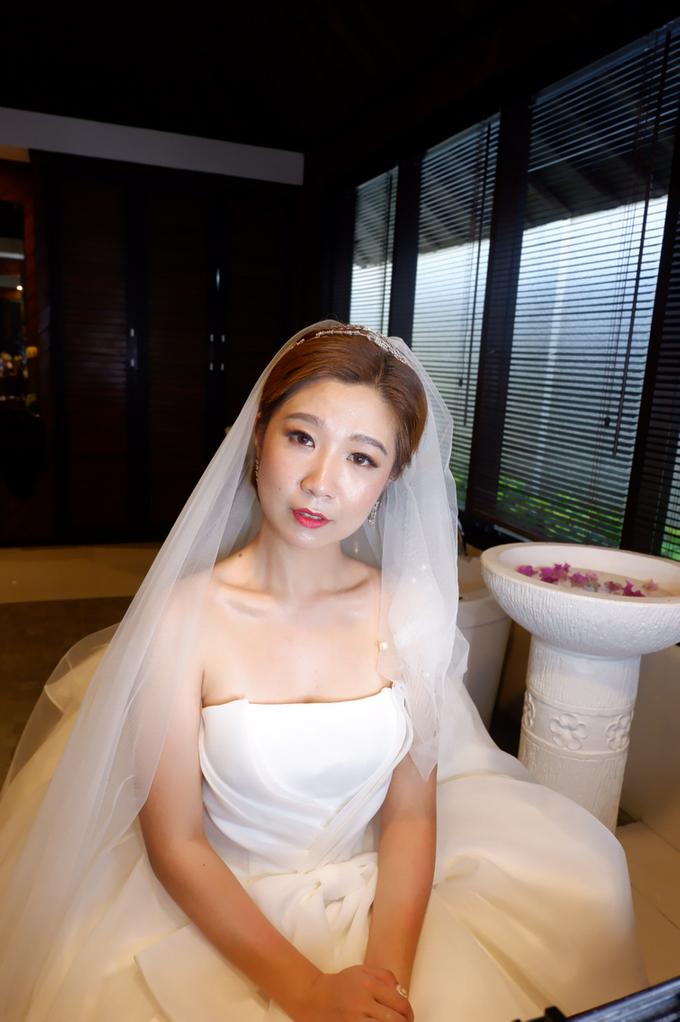 WEDDING MAKE UP & HAIR by FIFI HUANG by Fifi Huang Makeup - 010