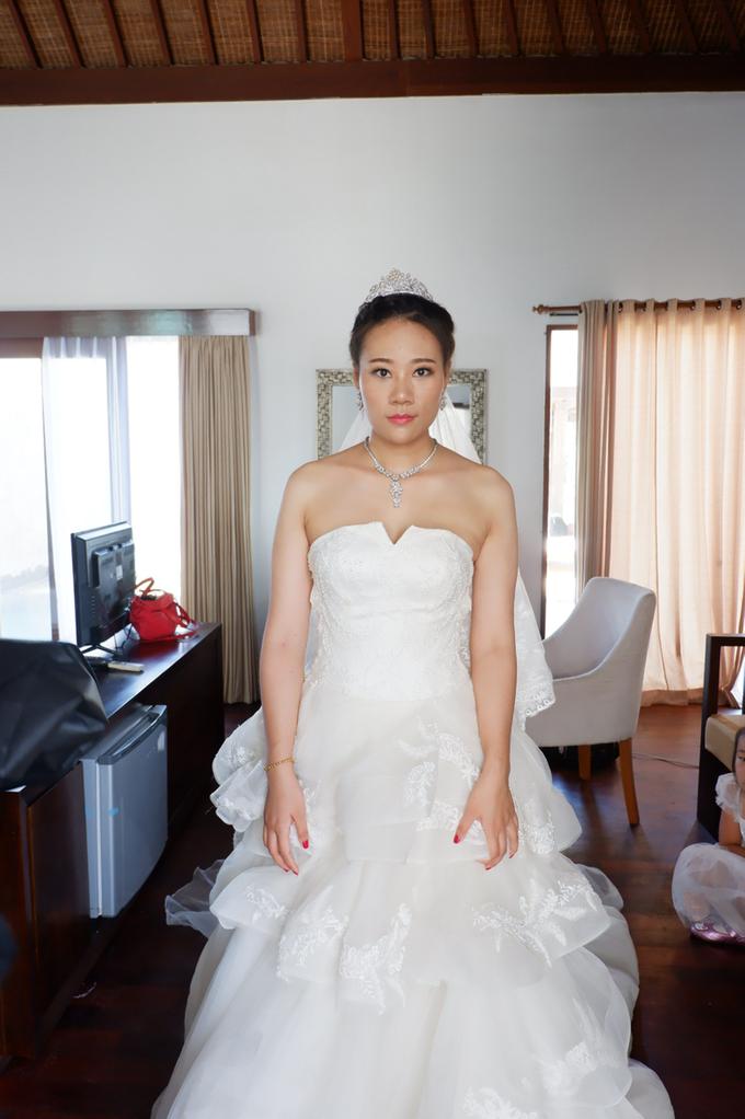 WEDDING MAKE UP & HAIR by FIFI HUANG by Fifi Huang Makeup - 014
