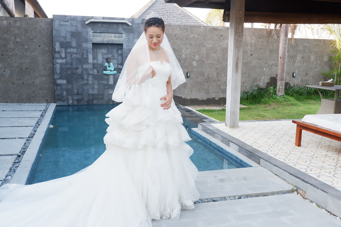 WEDDING MAKE UP & HAIR by FIFI HUANG by Fifi Huang Makeup - 015