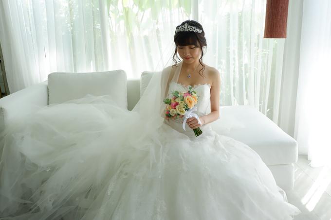 WEDDING MAKE UP & HAIR by FIFI HUANG by Fifi Huang Makeup - 017