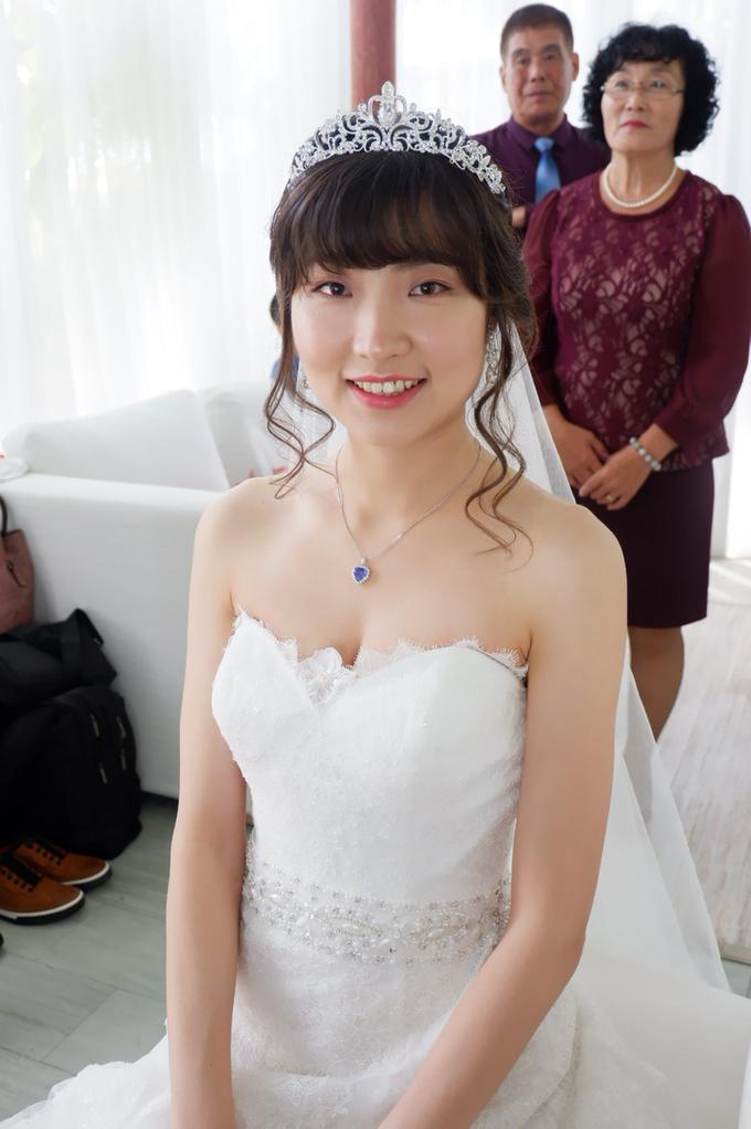 WEDDING MAKE UP & HAIR by FIFI HUANG by Fifi Huang Makeup - 016