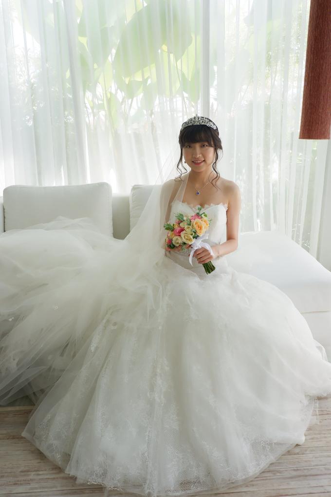 WEDDING MAKE UP & HAIR by FIFI HUANG by Fifi Huang Makeup - 018