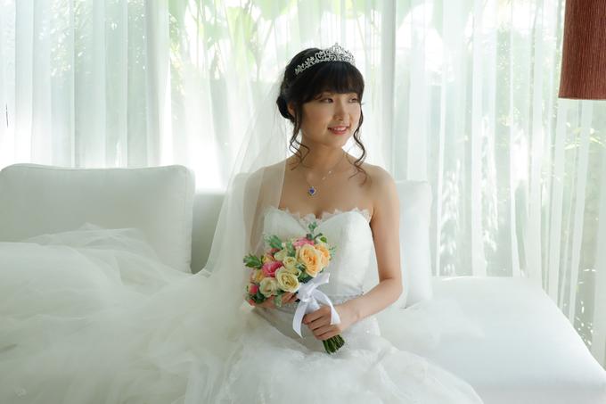 WEDDING MAKE UP & HAIR by FIFI HUANG by Fifi Huang Makeup - 021