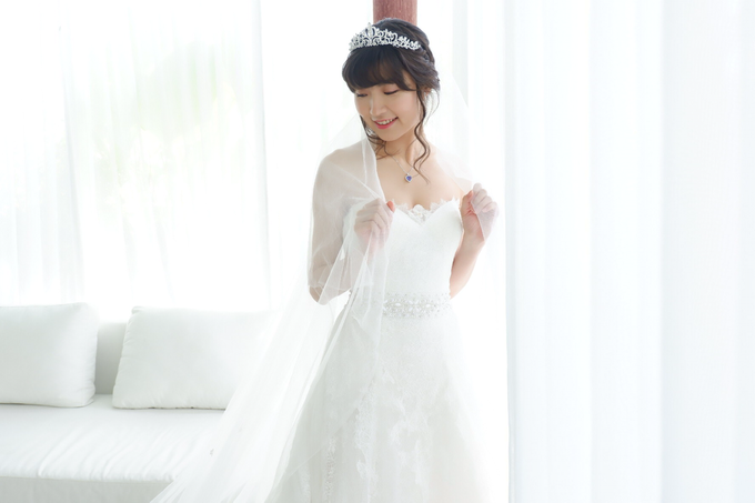WEDDING MAKE UP & HAIR by FIFI HUANG by Fifi Huang Makeup - 023