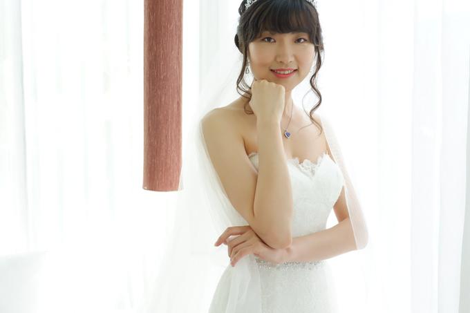 WEDDING MAKE UP & HAIR by FIFI HUANG by Fifi Huang Makeup - 025