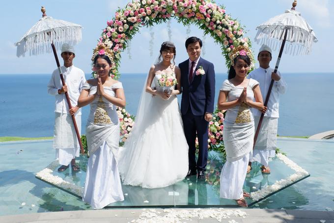 WEDDING MAKE UP & HAIR by FIFI HUANG by Fifi Huang Makeup - 026