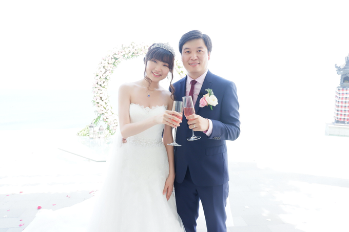 WEDDING MAKE UP & HAIR by FIFI HUANG by Fifi Huang Makeup - 030