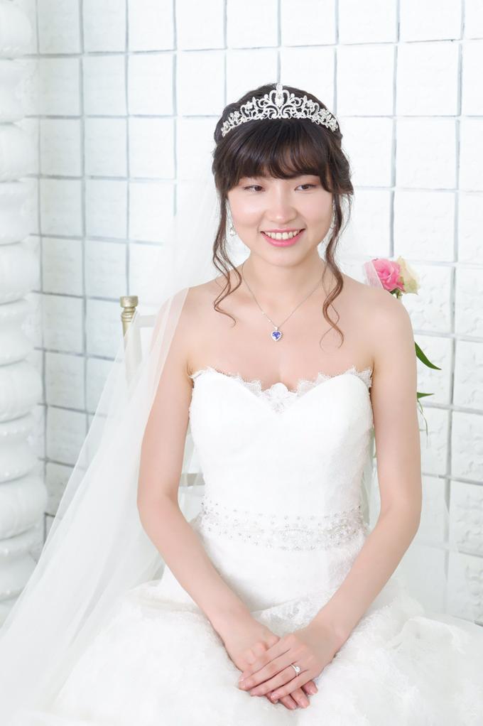 WEDDING MAKE UP & HAIR by FIFI HUANG by Fifi Huang Makeup - 032