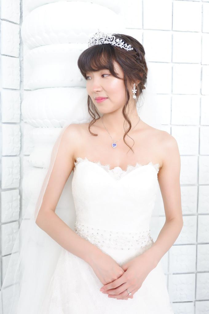 WEDDING MAKE UP & HAIR by FIFI HUANG by Fifi Huang Makeup - 034