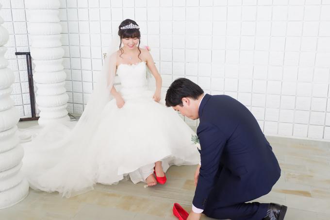 WEDDING MAKE UP & HAIR by FIFI HUANG by Fifi Huang Makeup - 033