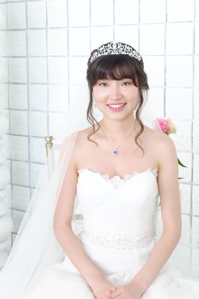 WEDDING MAKE UP & HAIR by FIFI HUANG by Fifi Huang Makeup - 031