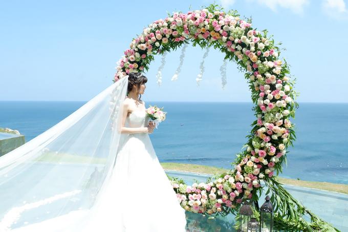 WEDDING MAKE UP & HAIR by FIFI HUANG by Fifi Huang Makeup - 035