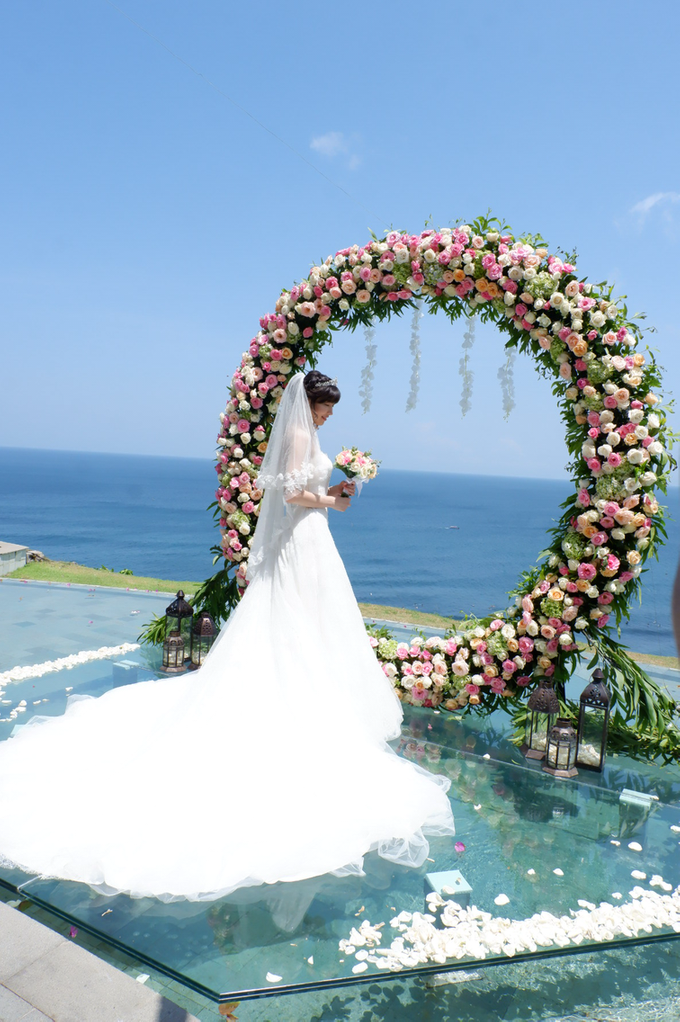 WEDDING MAKE UP & HAIR by FIFI HUANG by Fifi Huang Makeup - 037