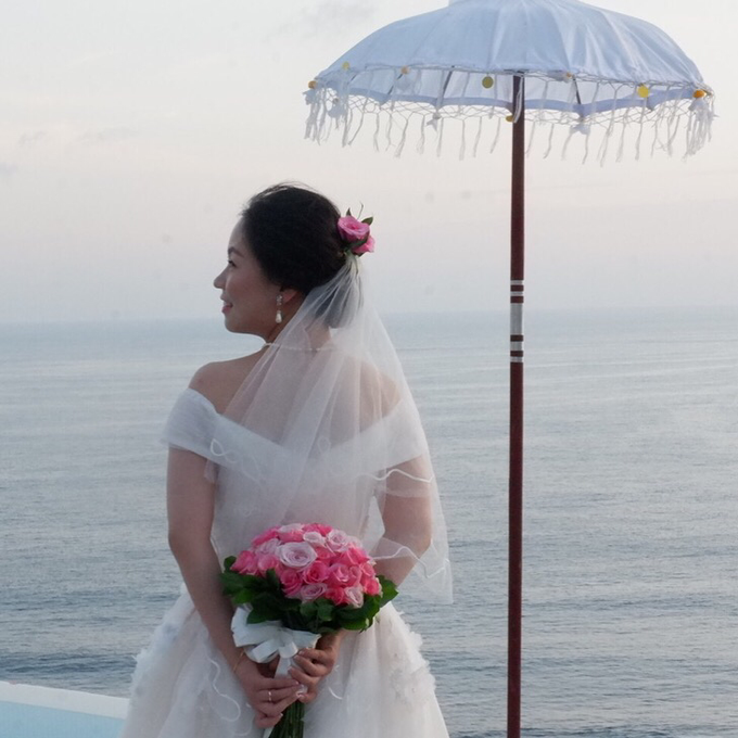 CHINA BRIDE, MAKEUP & HAIR STYLING by FIFI HUANG by Fifi Huang Makeup - 007