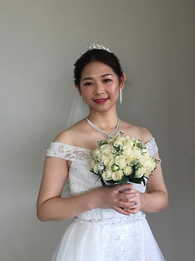 CHINA BRIDE by Fifi Huang Makeup - 002
