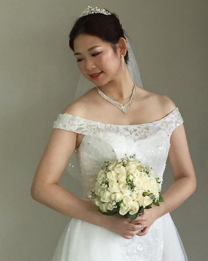 CHINA BRIDE by Fifi Huang Makeup - 003