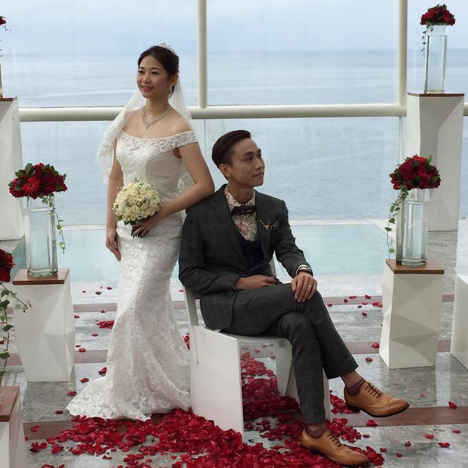 CHINA BRIDE by Fifi Huang Makeup - 004