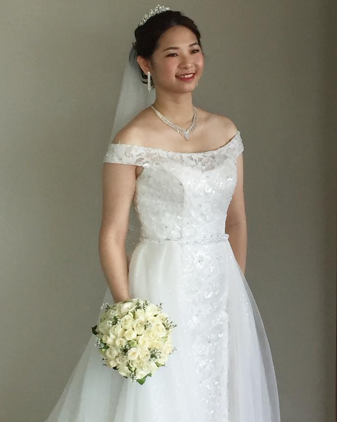 CHINA BRIDE by Fifi Huang Makeup - 005