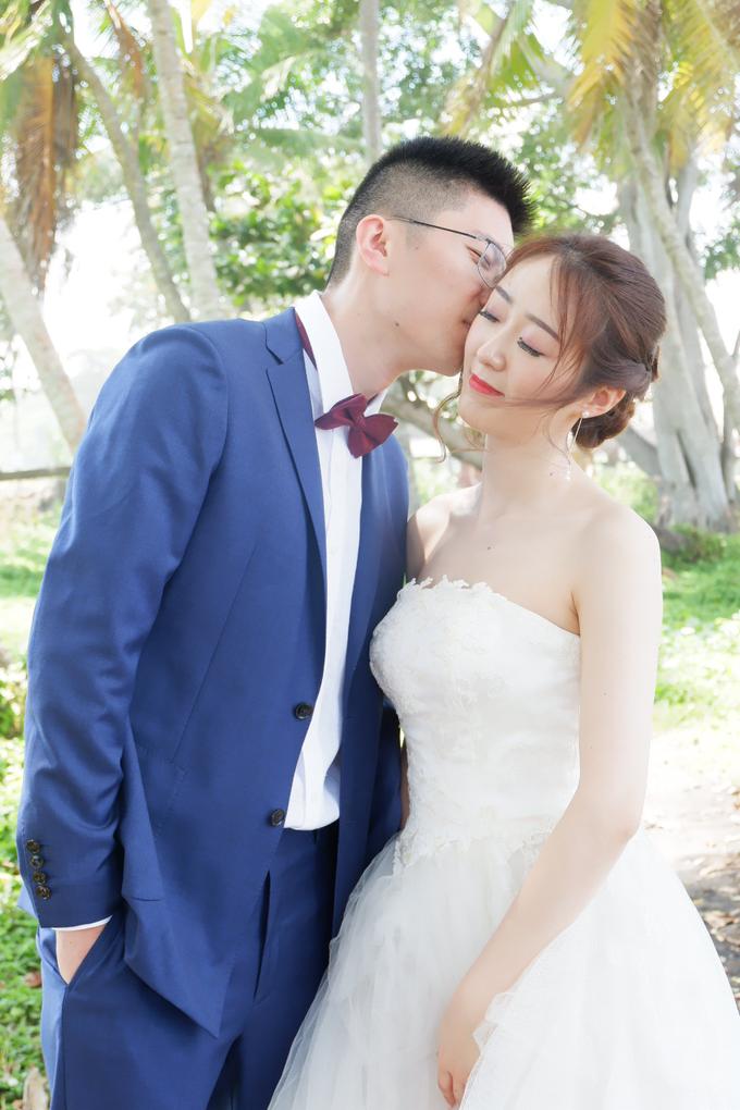 PREWEDDING CHINA COUPLE by Fifi Huang Makeup - 002