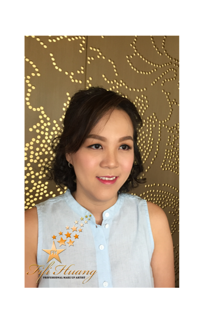 Party Makeup by Fifi Huang by Fifi Huang Makeup - 003