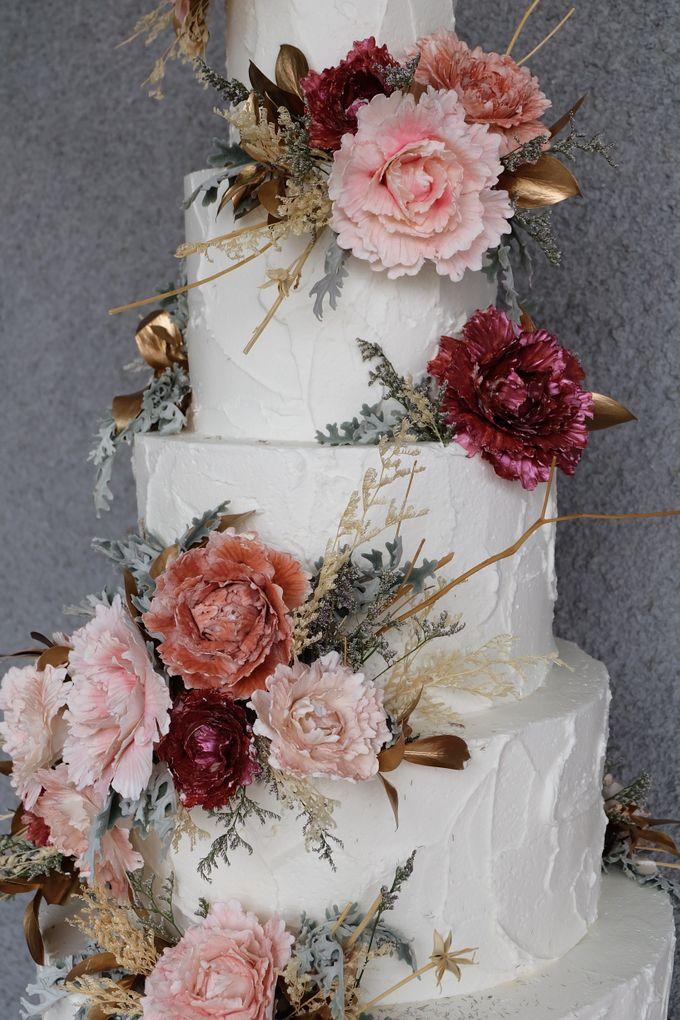 The Wedding of Yosep & Livita by KAIA Cakes & Co. - 005