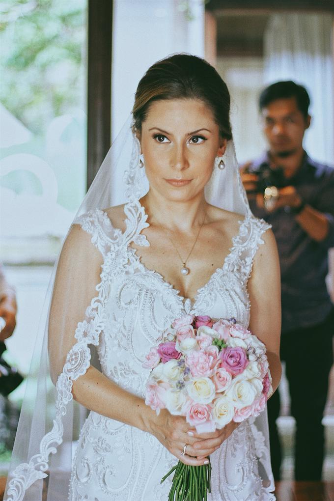 Ms. Sinem and Mr. Jal's Wedding by Fikri Halim Makeup Artist - 003