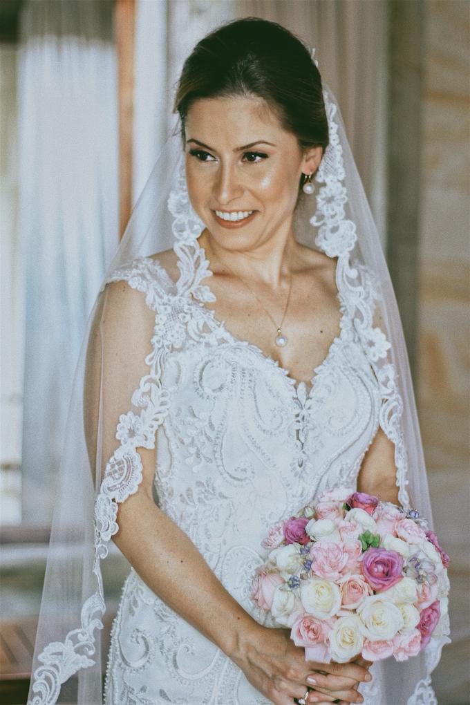 Ms. Sinem and Mr. Jal's Wedding by Fikri Halim Makeup Artist - 005