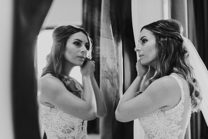 Sabrina Fellas' Wedding Day by Fikri Halim Makeup Artist - 002