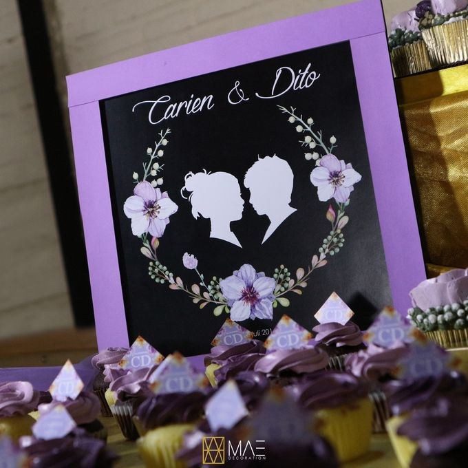 DITO & CARIEN WEDDING by MAE DECORATION - 005