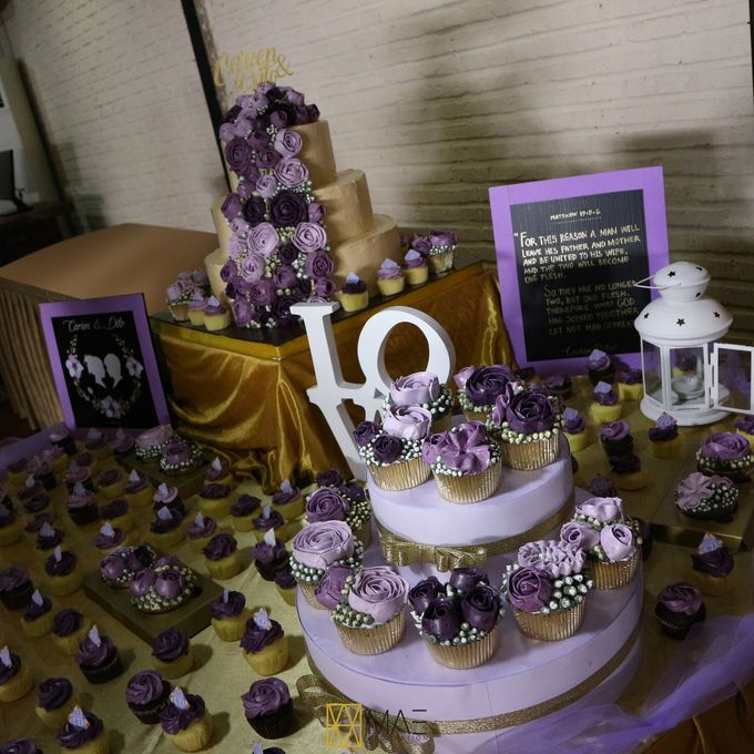 DITO & CARIEN WEDDING by MAE DECORATION - 006