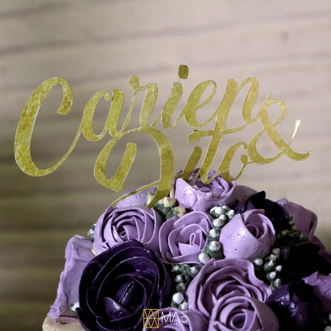 DITO & CARIEN WEDDING by MAE DECORATION - 004