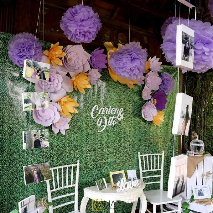 DITO & CARIEN WEDDING by MAE DECORATION - 021