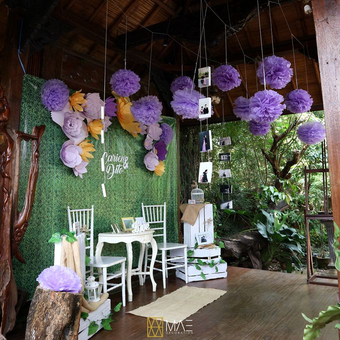 DITO & CARIEN WEDDING by MAE DECORATION - 022