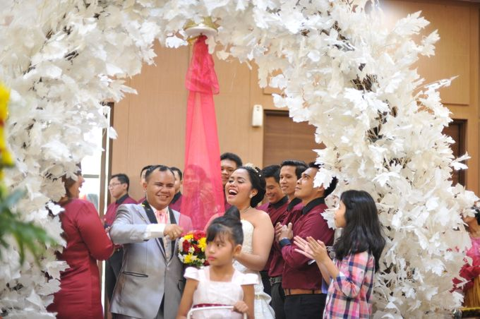 Wedding Of Samuel & Novelisa 01 July 2017 by Pandjava Culinary Service - 008