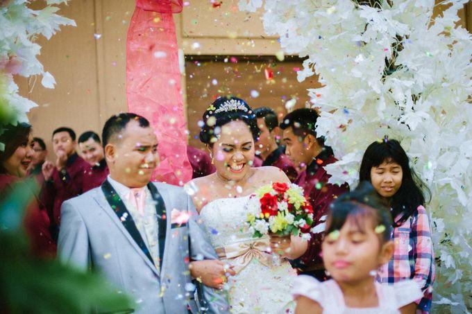 Wedding Of Samuel & Novelisa 01 July 2017 by Pandjava Culinary Service - 009