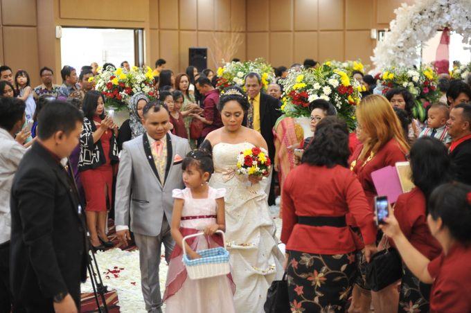Wedding Of Samuel & Novelisa 01 July 2017 by Pandjava Culinary Service - 010