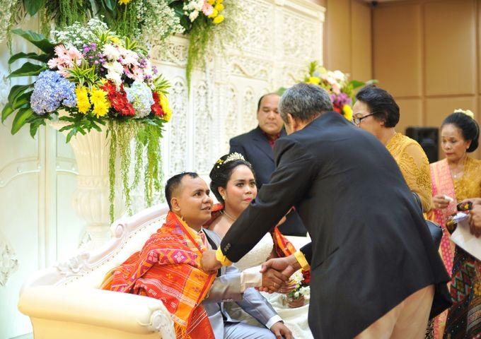Wedding Of Samuel & Novelisa 01 July 2017 by Pandjava Culinary Service - 012