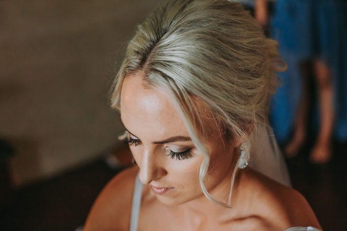 Bridal Hair & Make Up by GLO DAY SPA & SALON BALI - 002